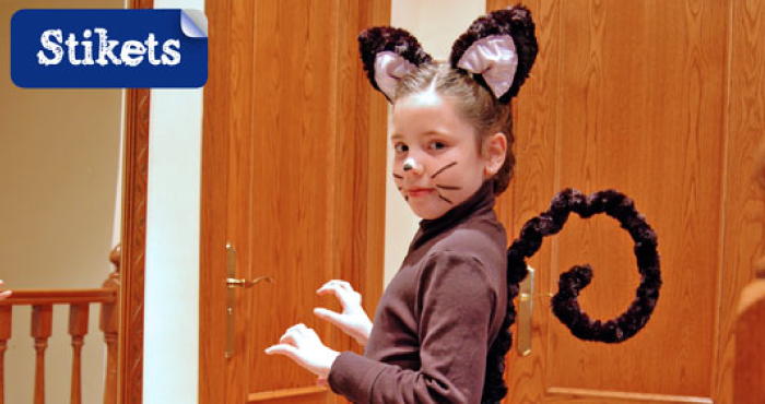 déguisement chaton