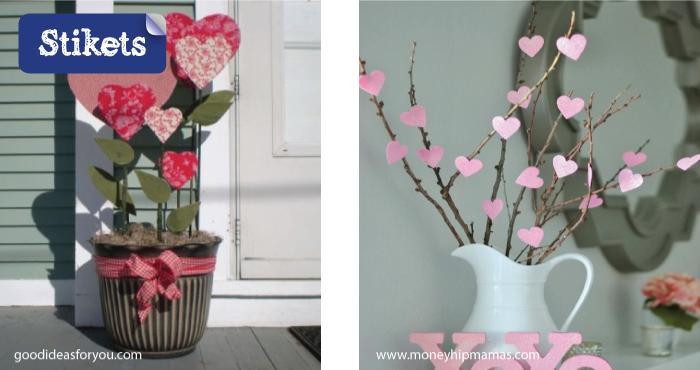 4.Fleurs en coeurs