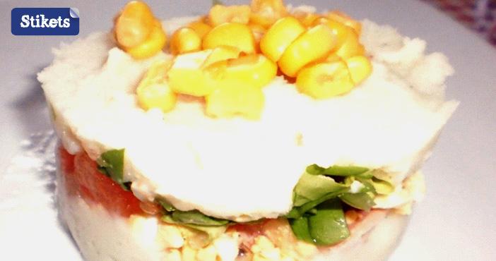 gâteau de purée de pommes de terre