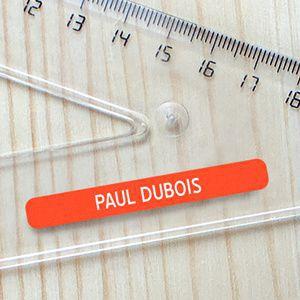 Étiquettes autocollantes Petit Format