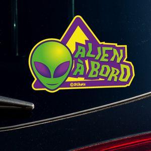 Alien à bord